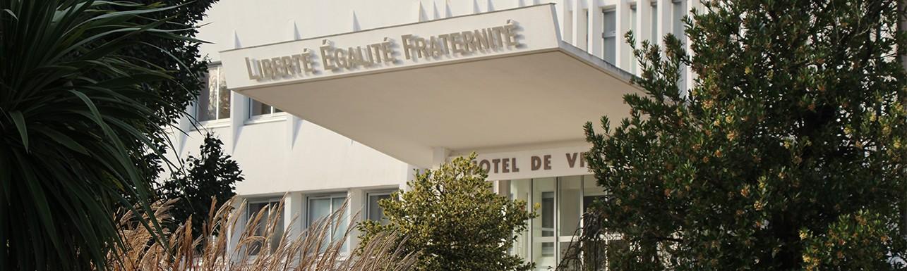 Hôtel de Ville de Saint-Jean-de-Monts