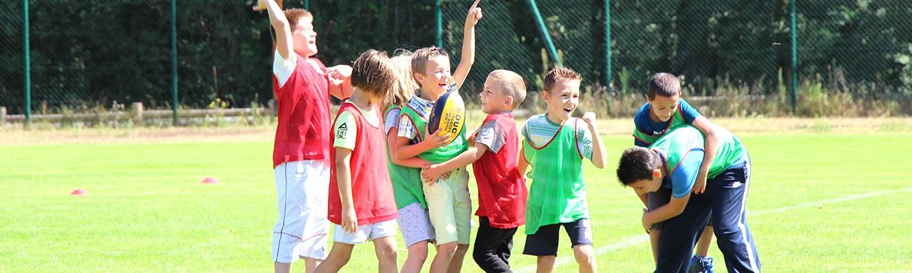 Les enfants de la maternelle au CM2 - Saint-Jean-de-Monts