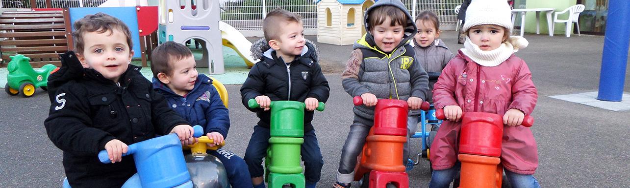 La petite enfance 0-3 ans