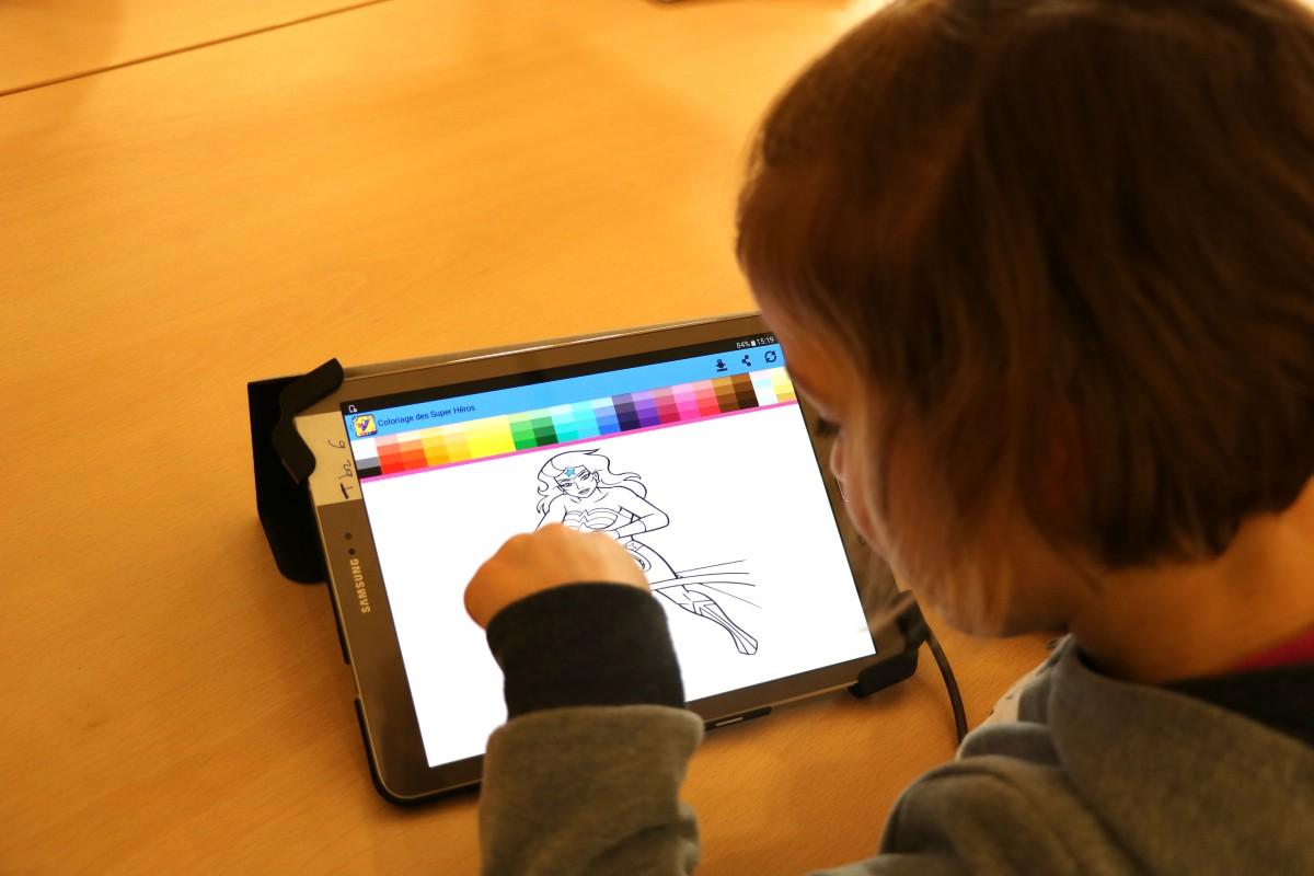Activités pour enfants à la Médiathèque de Saint-Jean-de-Monts