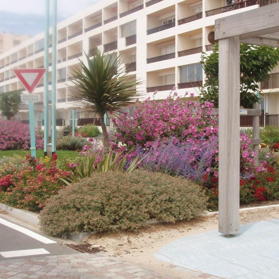 Aménagement d'espace urbain - Gestion différenciée à Saint-Jean-de-Monts