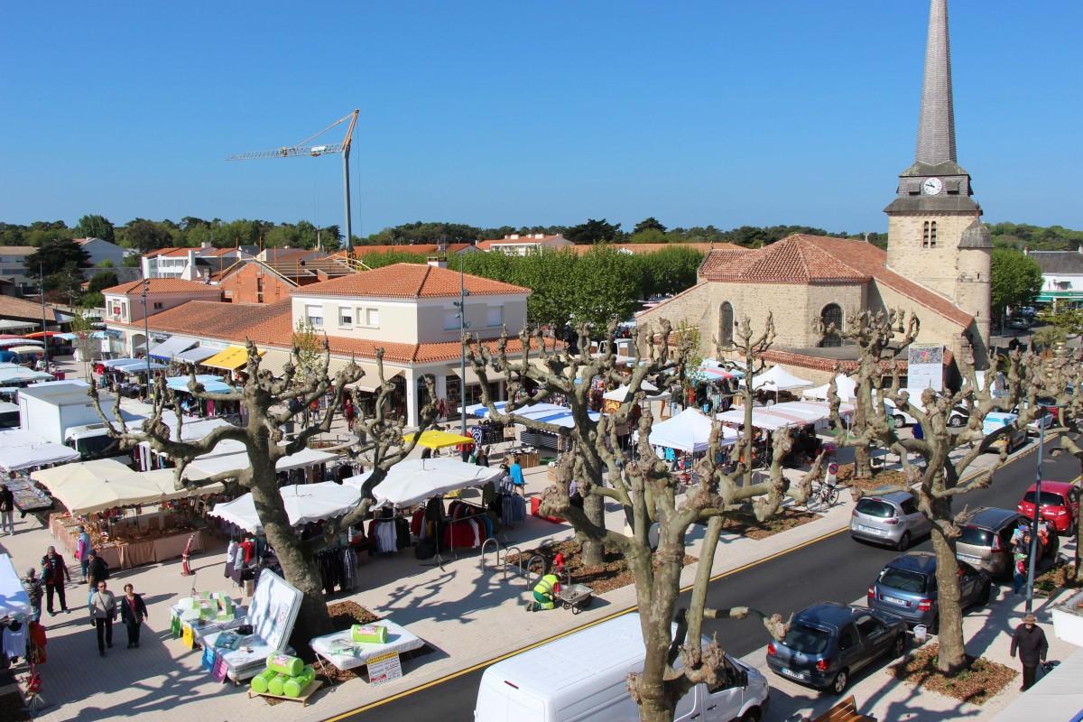 Centre-ville de Saint-Jean-de-Monts1