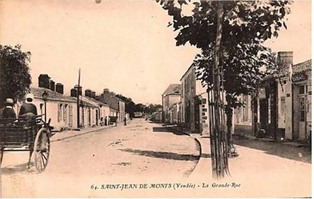 Histoire de Saint-Jean-de-Monts