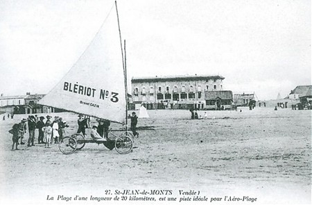 Histoire de Saint-Jean-de-Monts - Activités de  loisirs