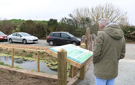 Jardins partagés  de Saint-Jean-de-Monts inaugurés le 18-03-2017