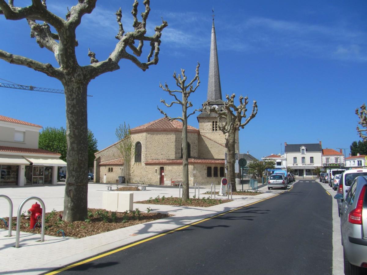 Modernisation du centre-ville de Saint-Jean-de-Monts