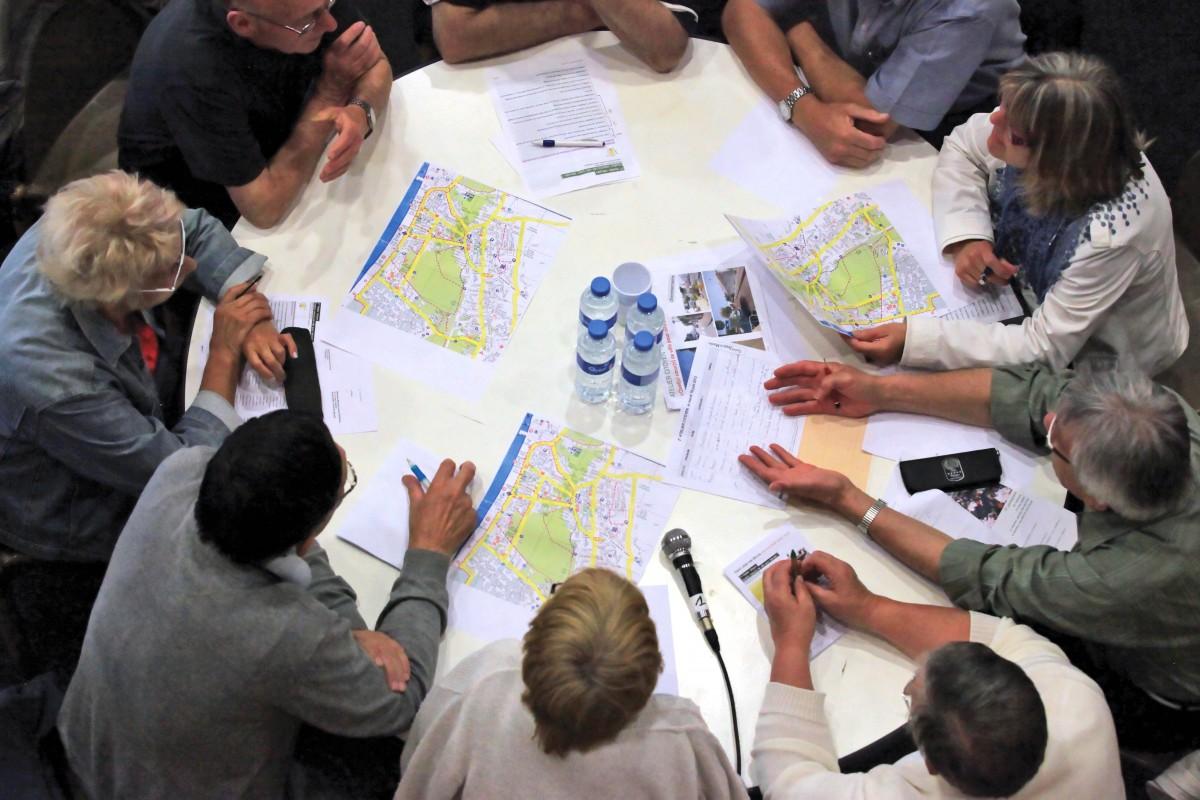 Rénovation du centre-ville de Saint-Jean-de-Monts, une démarche participative