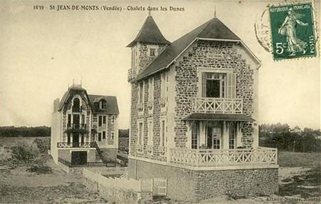 Saint-Jean-de-Monts : station balnéaire naissante