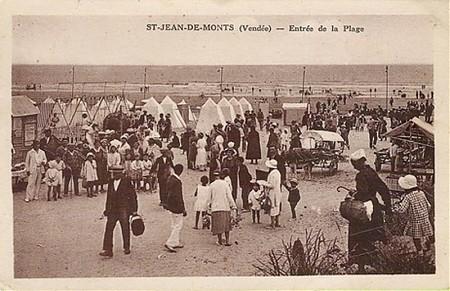 Saint-Jean-de-Monts véritable station balnéaire