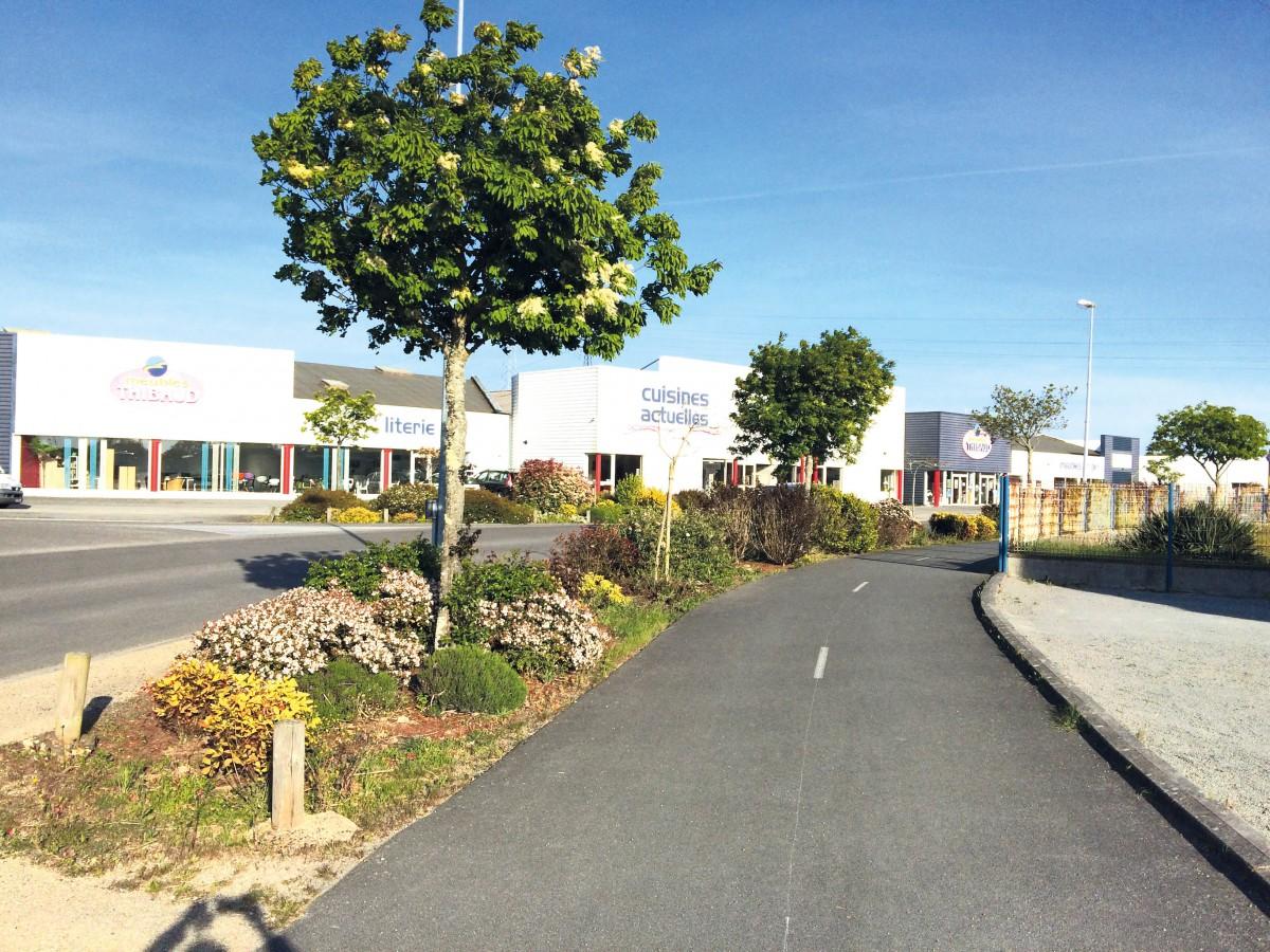 Zone d'activité de Saint-Jean-de-Monts