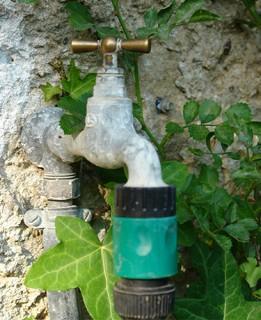 Restriction d eau