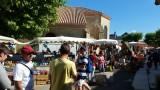 Grand marché Place Jean Yole