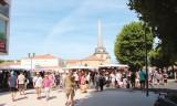 Marché centre-ville Saint-Jean-de-Monts