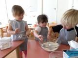 Multi-accueil Frimousse - Activité cuisine