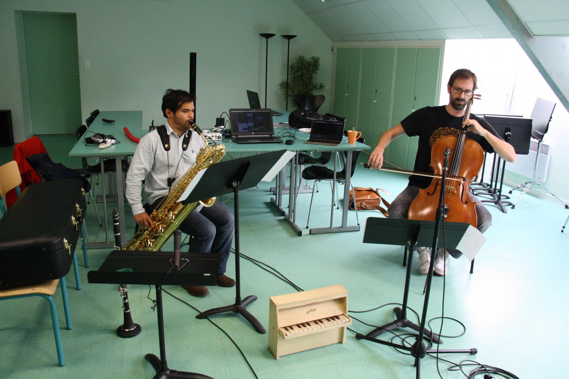 Ecole de musique intercommunale Vibrato - Concert sous le feu des projecteurs