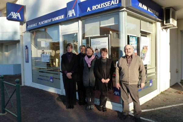 AXA Assurances - Rousseau Alain
