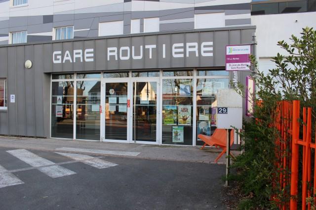 Gare routière de Saint-Jean-de-Monts