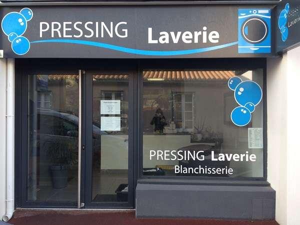 Pressing Laverie Sylfranc