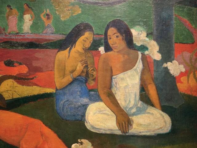 Petite envie d'un bol d'art - A la manière de Paul Gauguin