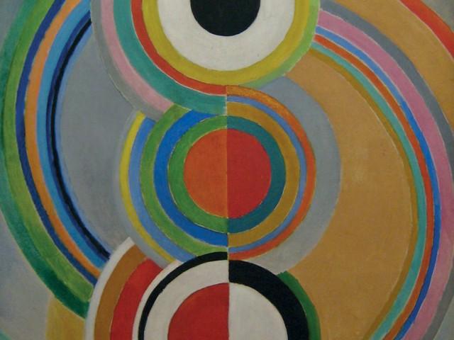 Petite envie d'un bol d'art - Sonia Delaunay