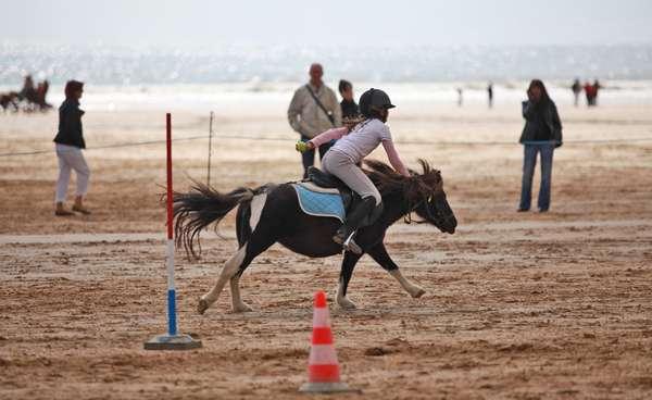 Caval'Océane - Pony Games