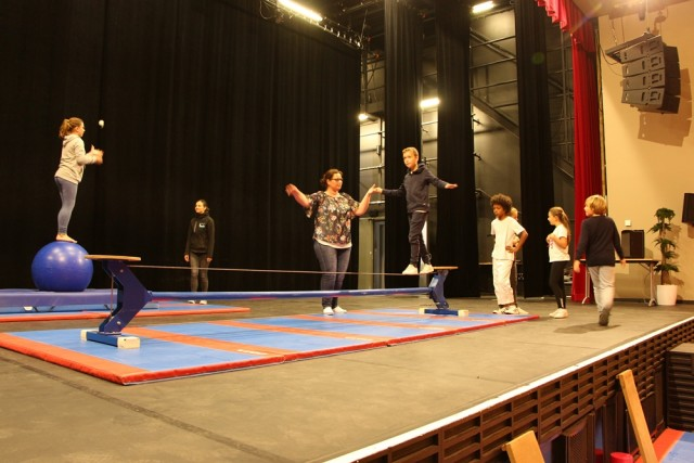 Stage - Cirque 8/16 ans